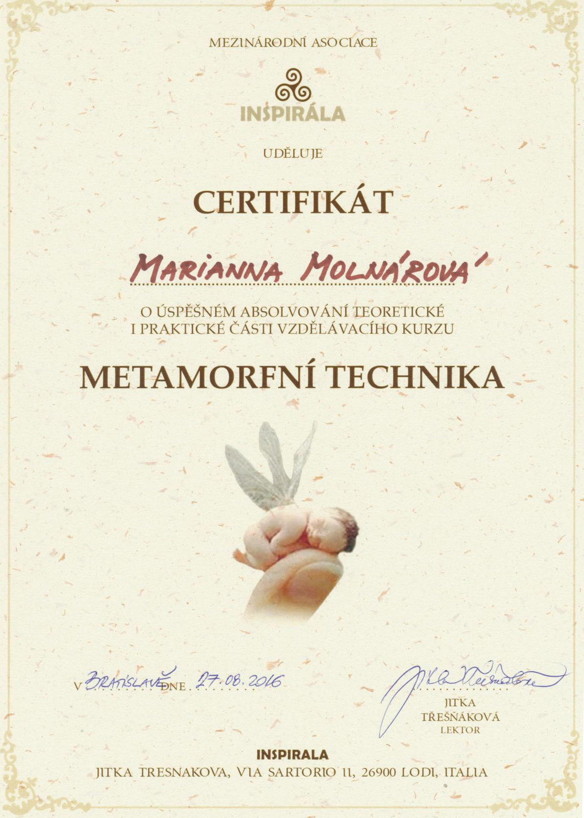 metamorfna technika